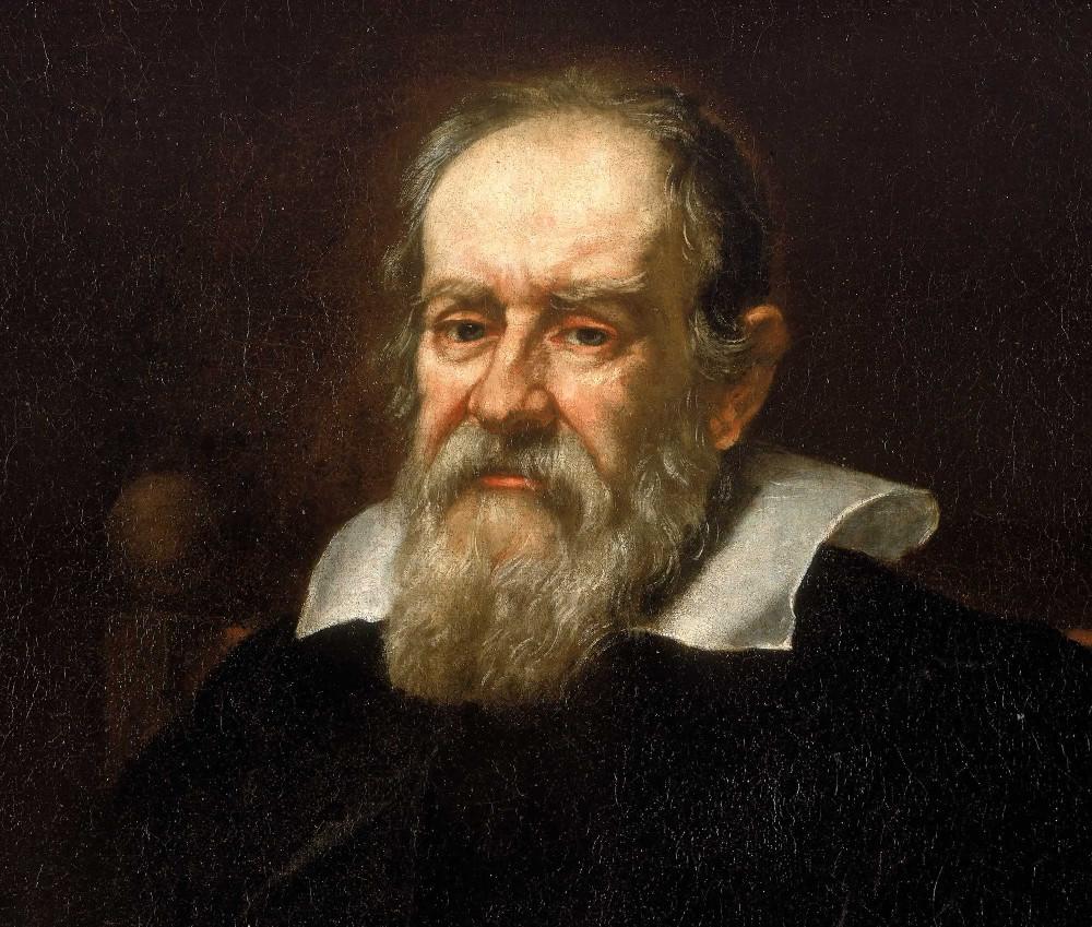 Wirkt genervt von seiner Namensnennung in Diskussionen: Galileo Galilei Quelle: Justus Sustermans (gemeinfrei)